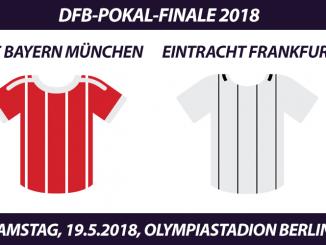 DFB-Pokal Finale: FC Bayern - Eintracht Frankfurt, 19.5.2018 (Tickets)